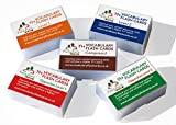11+ Vocabulary Flash Cards - Set of 5