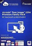 Acronis True Image 2014 Prem.Fam. Pack