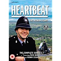 Heartbeat -The Complete Series 1 to 7: The Rowan Years