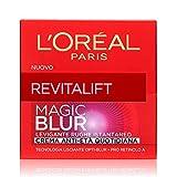 L'Oréal Paris Revitalift Crema Viso Anti-Età, Effetto Levigante e Lisciante, Formula Arricchita con Opti-Blur e Pro Retinolo A, 50 ml