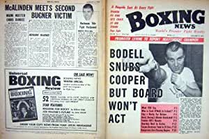 BOXE BODELL BUCHANAN 1970 OVERLIN GARCIA KILNE BALOGH [Cuisine et Maison]