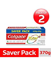 Colgate Total Advanced Health Anticavity Toothpaste - 185g (Pack of 2)
