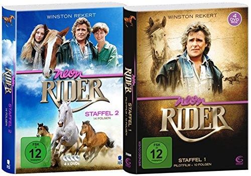 Staffeln 1+2 (8 DVDs)
