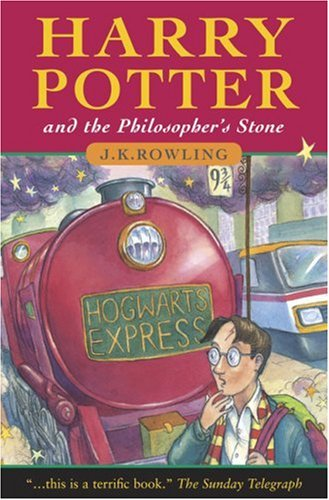 Harry Potter 1 and the Philosopher's Stone.