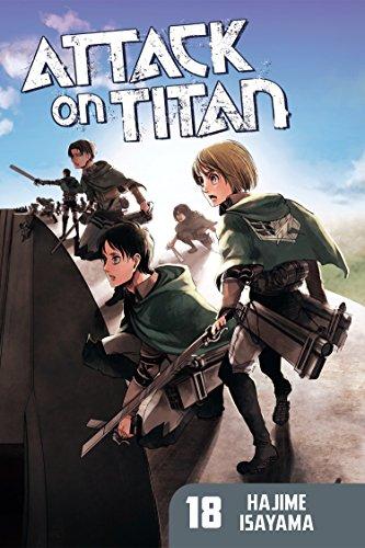 Hajime Isayama Fumetti e manga per ragazzi