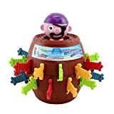 Vi.yo Toys Pirate Barrel Nuovi strani giocattoli Tricky Pirate Barrel Sword Gioco Puzzle per bambini Giocattoli per bambini