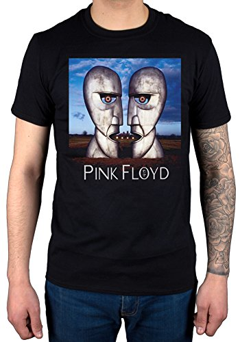 Official Pink Floyd Division Bell T-Shirt, S to XXL