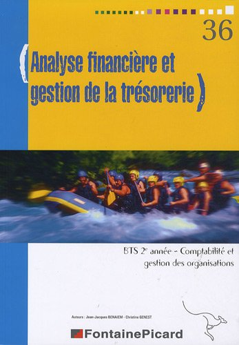 Analyse financière et gestion de la trésorerie BTS CGO 2e année