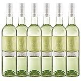 Sander's Selection No. 1 Weißer Burgunder, fruchtig-frischer Weißwein (6 x 0,75 l)