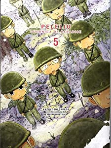 Peleliu - Guernica of Paradise Edition simple Tome 5