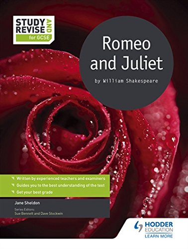 Study and Revise for GCSE: Romeo and Juliet (Study & Revise for Gcse)