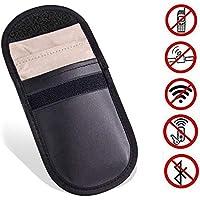 Bloqueo de señal de coche para llaves de coche, sin llave, con bloqueador de llaves, sin llave, protector de llaves, bloqueo RFID, dispositivos antirrobo, protección de tarjeta de crédito