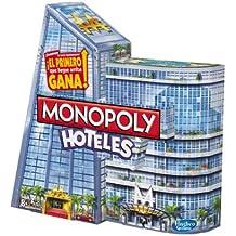 Hasbro (A2142105) - Juego Monopoly Hoteles