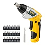 Best Electric Screwdrivers - URCERI Cordless Electric Screwdriver with LED Light 2000mAh Review