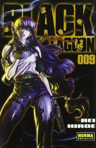 BLACK LAGOON 9 (CÓMIC MANGA)