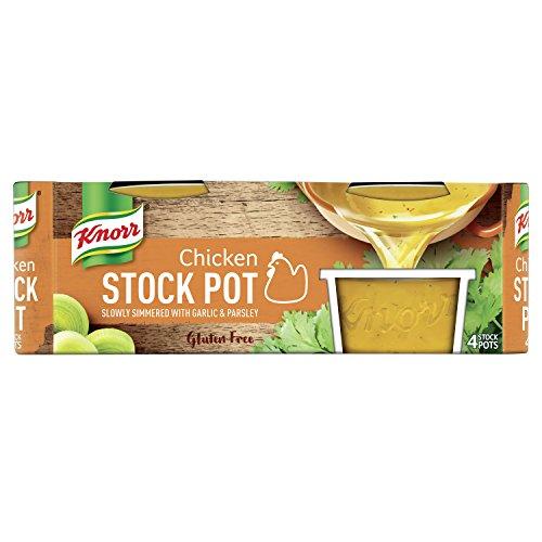 Knorr Chicken Stock Pot, 8 x 28 g