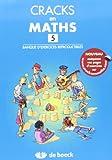 Telecharger Livres Cracks en Maths 5 Banque d Exercices Reproductibles Corrige en Ligne Corrige Sur CD ROM (PDF,EPUB,MOBI) gratuits en Francaise