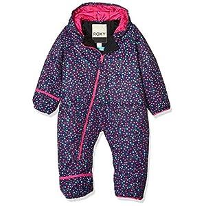 Roxy Mädchen Rose-Schneeanzug für Baby, Medieval Blue Sweet Marguerite
