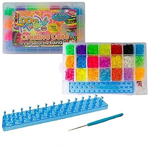 WP Loom Twister Kit - Includes 2000 Bands HGL Children's Home Gifts