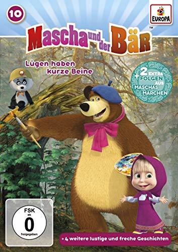 Mascha und der Bär - 010/Lügen haben kurze Beine