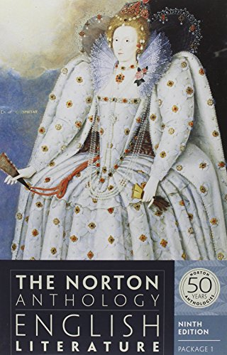 The Norton Anthology of English Literature: A,B,C