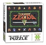 The Legend of Zelda Classic (Puzzle) Puzzle Standard