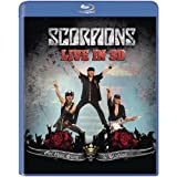 Scorpions - Get Your Sting And Blackout/Live 2011 [3D Blu-ray]