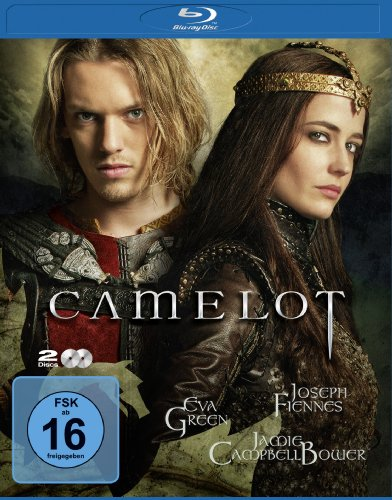Camelot [Blu-ray] Camelot Film-dvd