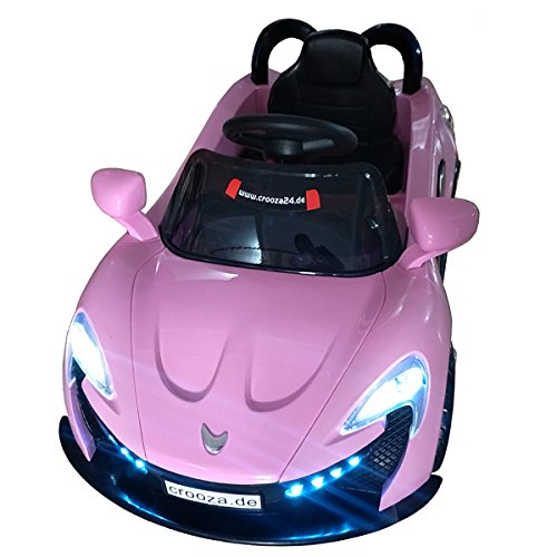 Roadster mit 2x Motoren mp3 LED ...