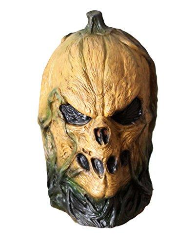 Horror Kürbis Latexmaske Halloween Maske