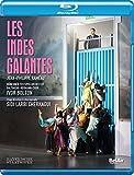 Rameau, J.-P.: Indes galantes (Les) [Opera] (Bavarian State Opera, 2016) (NTSC) [Blu-ray]