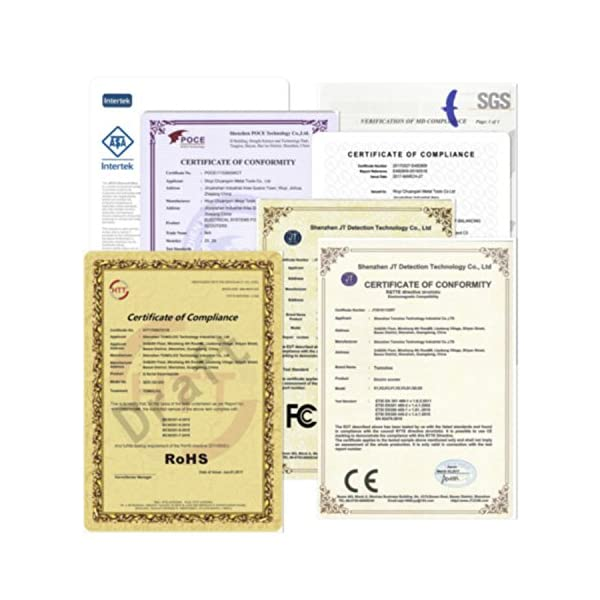 hoverboard markboard certificados