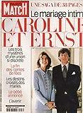 Affiche 60x80 Paris Match 2593 Caroline de Monaco et Ernst August de Hanovre
