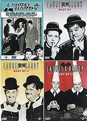 Laurel & Hardy - Collection 5   Das große Geschäft   Best of 1   Best of 2   Best of 3 (4-DVD)