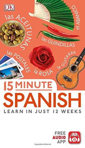 15 Minute Spanish (Eyewitness Travel 15-Minute)