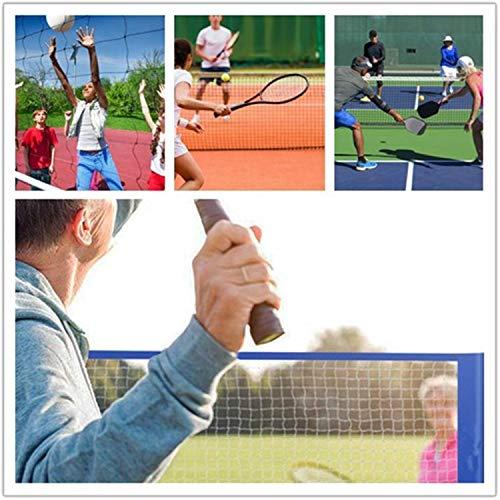 Zoom IMG-3 amzdeal rete da badminton portatile