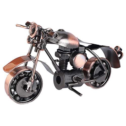 JunBo Persönliches Geschenk Ornamente Eisen Motorrad Modell Handwerk