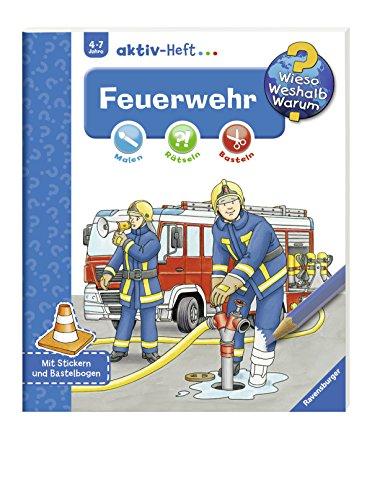 Download Feuerwehr (Wieso? Weshalb? Warum? aktiv-Heft)