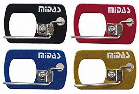 New Cartel Tir à l'arc Flèche Reste Midas MX Mag (noir, right)