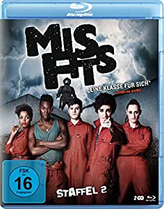 Misfits - Staffel 2 [Blu-ray]