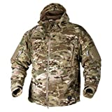 Helikon-Tex Patriot Jacke -Double Fleece- Camogrom