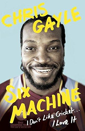 Six Machine: I Don't Like Cricket ... I Love It -