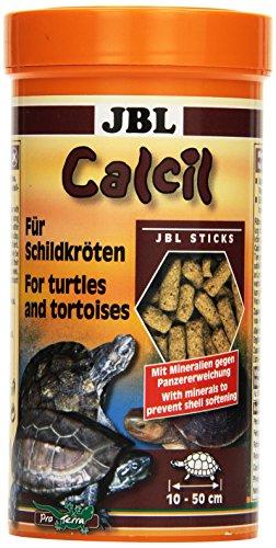 JBL Calcil 70292 Hauptfutter für Schildkröten, 1er Pack (1 x 250 ml)