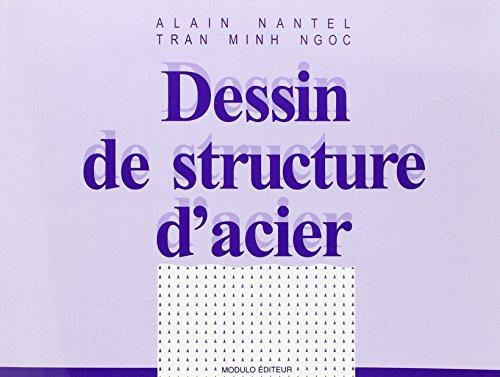 dessin-de-structure-d-39-acier