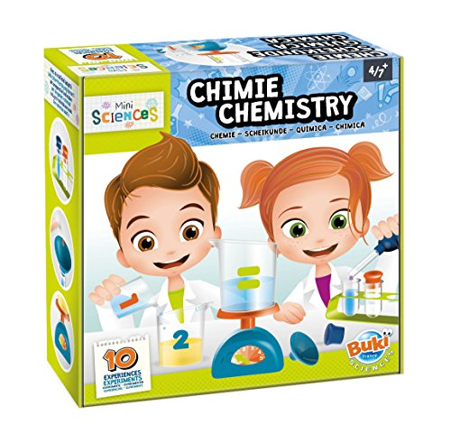 Buki France- Mini Ciencias, Química (9002)