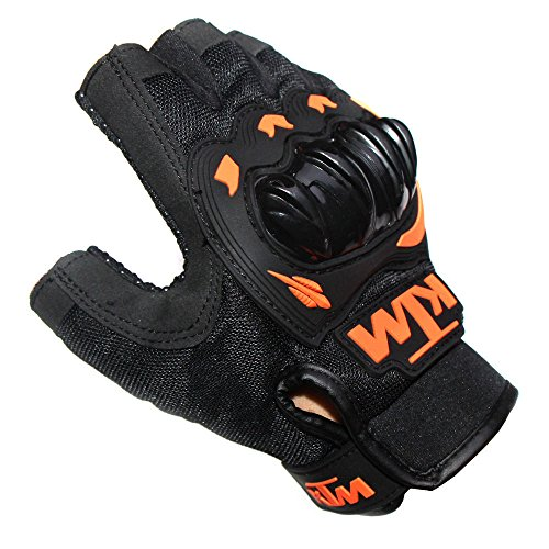 delhi traders riding gloves for ktm (orange:black_x-large) Delhi Traders Riding Gloves For Ktm (Orange:Black_X-Large) 51HnqGhCbQL