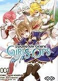 sword art online girls ops tome 3