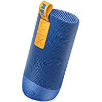 Jam Zero Chill Pairable Bluetooth Speaker, 30 Metre Range, Waterproof, 22 Hour Playtime, Dust Proof, Drop Proof IP67 Rating, Built In Speakerphone, Aux In Port, USB Charging - Blue preiswert