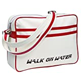 Walk on Water Laptoptasche 'Boarding' 38,1 cm (15 Zoll) weiß/rot
