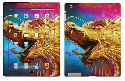 Royal adesivo RS.78611adesiva per iPad 3, motivo: Drago